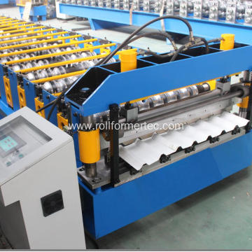 Panel Rollforming Lines Metal Rollforming Machines